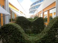 Universitetsdjursjukhuset_Campus Ultuna_Innergård