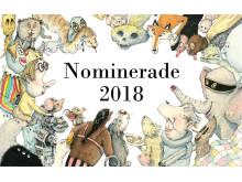 Nominerade 2018