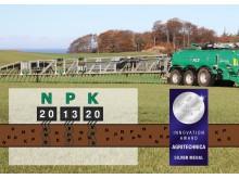 SAMSON NPK sensor silver medal AGRITECHNICA 2019