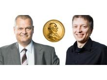 Lars Stigsson & Valeri Naydenov - Polhemspristagare 2018