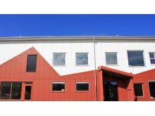 Önsta Förskola med Cembrit Patina och  Transparent