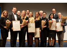 Alla vinnare Quality Innovation Award prisutdelning 3 feb 2020