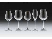Glassware Selection