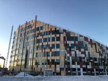 Luleå Office Building