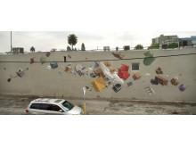 Cinta Vidal - No Limit Street Art Borås
