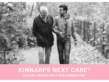 Kinnarps Next Care - Healing spaces for a new generation
