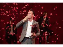 Talentprismodtager: skuespiller Joakim Lind Tranberg