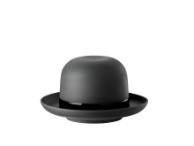 R_Cappello_Black_Espresso_cup_and_saucer_Hat