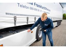 Digitale Fahrzeugrücknahme bei Scania Rent