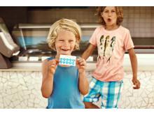 Familieferien skal for manges vedkommende helst være betalt hjemmefra, så børnene ikke hele tiden skal have penge til is og sodavand.