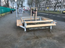 Bänk, Krakow