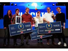 Vinnare Estrella Guldchipset 2014