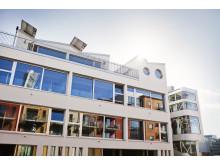 Hållbarheten i Västra Hamnen