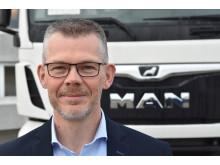 Thomas Skousgaard, Ansvarlig for udvikling af MANs forhandlernetværk