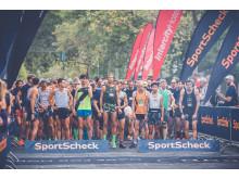 Warten auf den Start - Am 3. Oktober auch beim SportScheck RUN in Nürnberg.