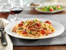 Glutenfri spaghettirätt