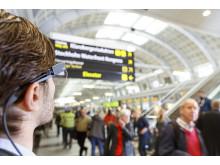 Tobii Glasses 2 Wearable Eye Tracking - Signage and Navigation