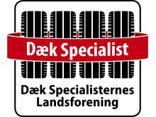 Dæk Specialisternes Landsforening logo