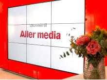 Reception Aller media Malmö