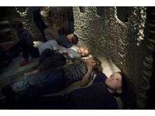 Sov kokong i Tillsammans - liggande bild