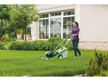 Den bekväma vägen till en perfekt gräsmatta