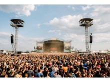 Das Highfiel Festival am Störmthaler See