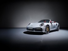 Nya Porsche 911 Turbo S Cabriolet