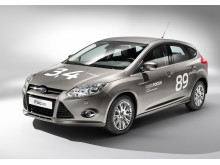 NY FORD FOCUS ECONETIC - 'BEST IN CLASS' FAMILIEBIL