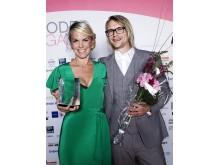 Vinnare Årets butik Ungt mode, Modegalan 2011