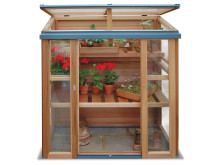 Odlingsskåpet Upright coldframe