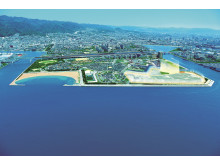 Shioashiya Smart City Developed by Panasonic Housing