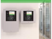 Schneider Electrics smarta brandlarmcentral Esmi FDP Sense vinner prestigefyllt globalt designpris