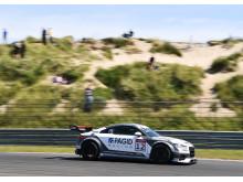 Simon Larsson Audi Sport TT Cup
