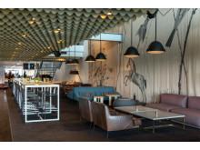 Living Room på Clarion Hotel Stockholm