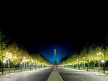 Siegessäule Berlin nachts_4823