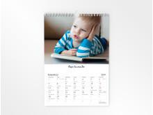 Seinäkalenteri 2019 lapsi