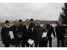 Sweco vinner Stenpriset 2015