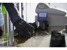 Visa payment wearable_glove