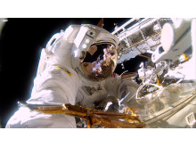 A Beautiful Planet - astronaut