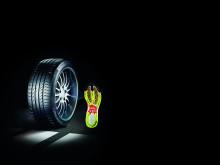 Adidas ja Continental ovat yhdistäneet tietotaitonsa ja kehittäneet juoksukengän, jossa huipputason rengasteknologia yhdistyy loppuunsa hiottuun lestiin.