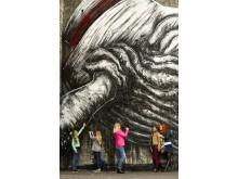 Das Street-Art-Festival in Stavanger