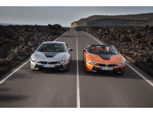 NYA BMW i8 ROADSTER & COUPE
