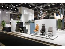Kinnarps Stand Stockholm Furniture Fair 2019 01