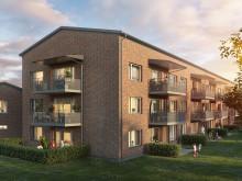 Brf Herrgårdsvägen i Hovås - nya bostadsrätter - flerbostadshus