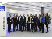 Team AXA Newsroom
