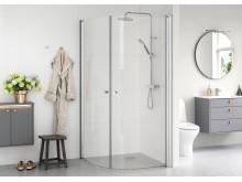 Shower+doors+Round