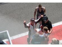 Dennis vinner på Spa-Francorchamps