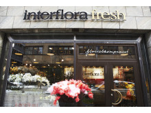 Interflora Fresh Floristkompaniet, fasad