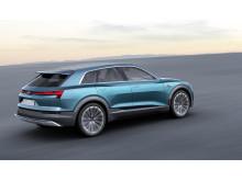 Audi e-tron quattro concept side