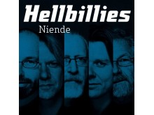 Hellbillies - Niende artwork